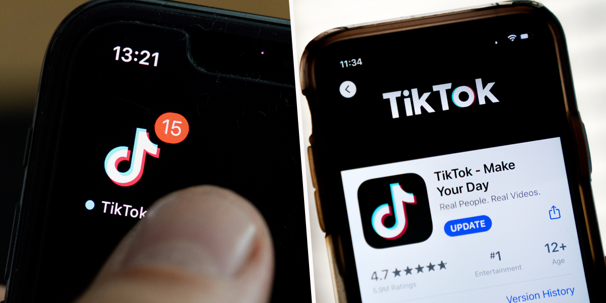 Italian TikTok 'Challenge' Reportedly Leaves Two Dead