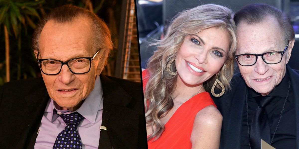 Larry King's Widow Shares His Cause of Death and Final Words To Her