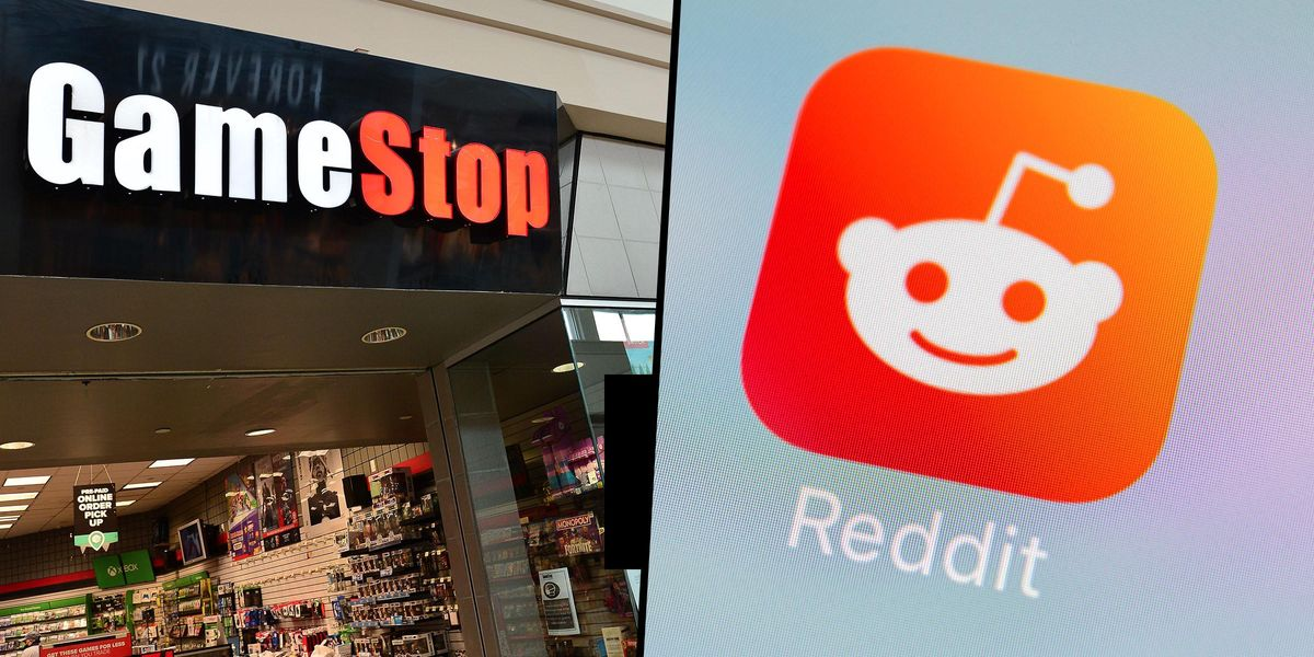 Reddit Pushed Gamestop's Stock So High That the US Government Is Now Involved