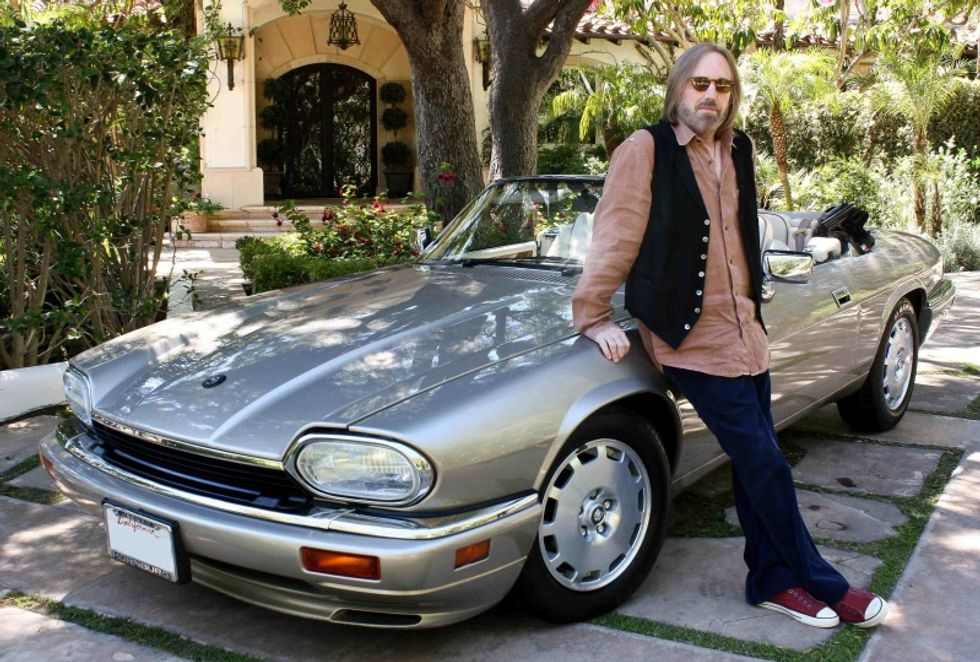 Oh Yeah, Alright: Buy Tom Petty's Jaguar