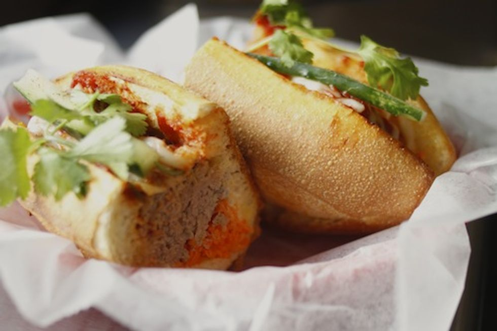 Sandwich of the Week: The Duc from Xe May Sandwich