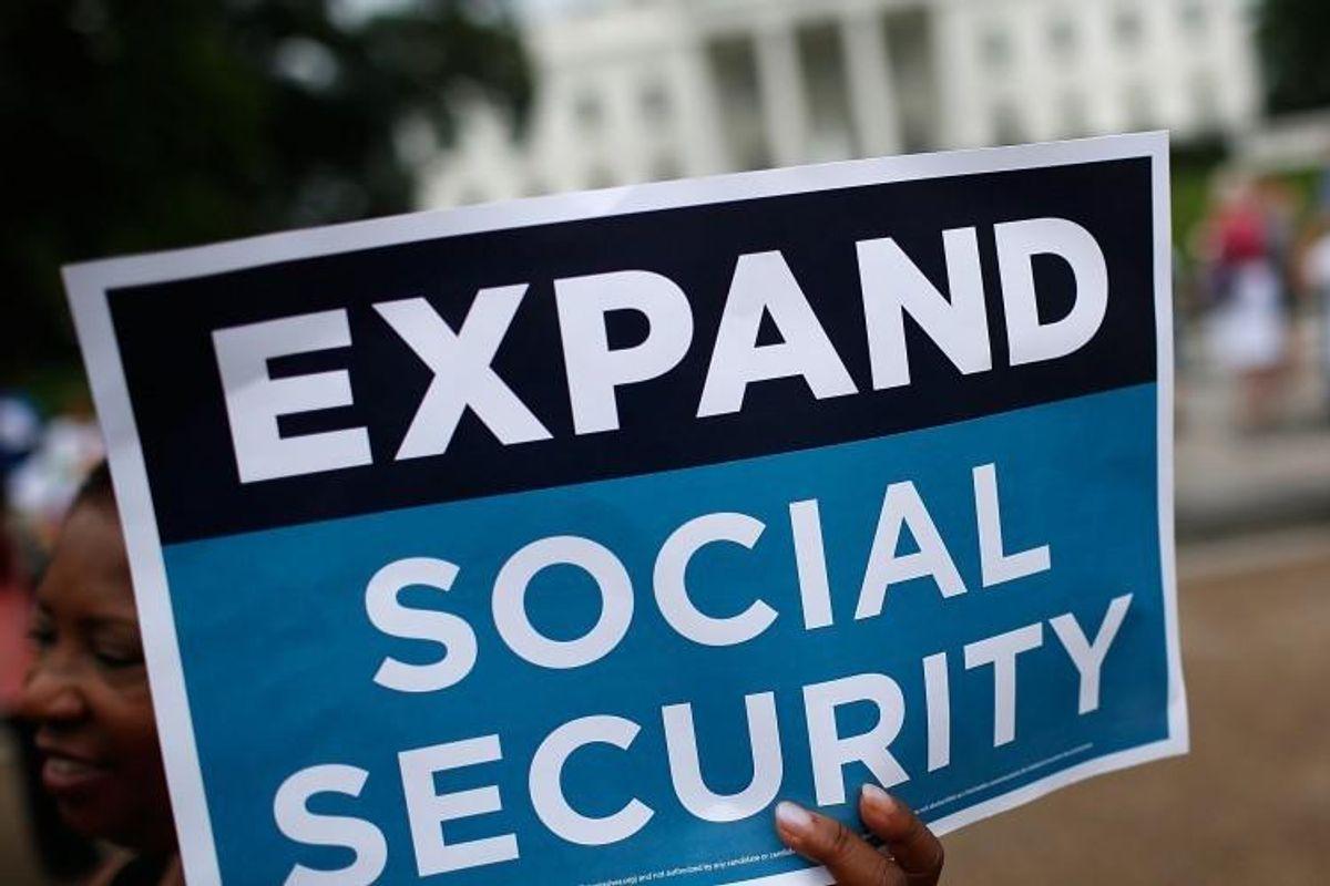 Biden withdraws 'horrific' Trump rule attacking Social Security disability recipients