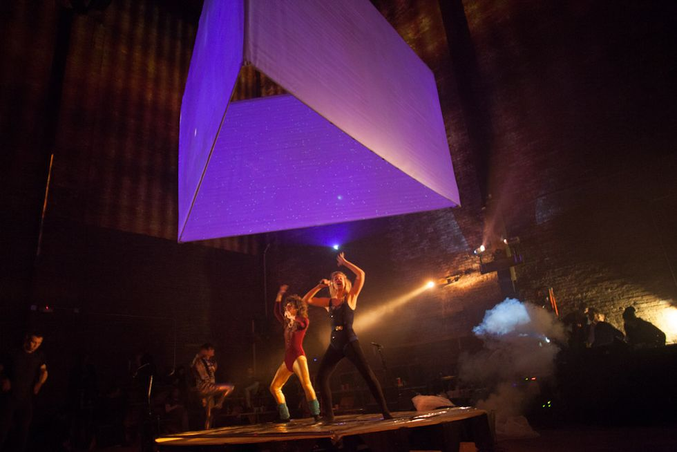 Prince Rama + More at Nuit Blanche New York's Autumn Bowl
