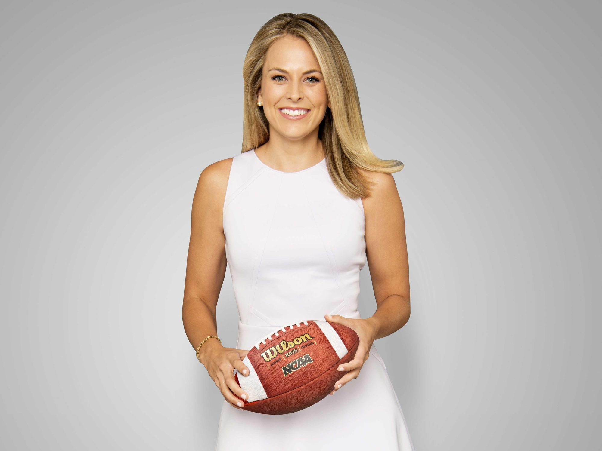 Jamie Erdahl, of SEC on CBS