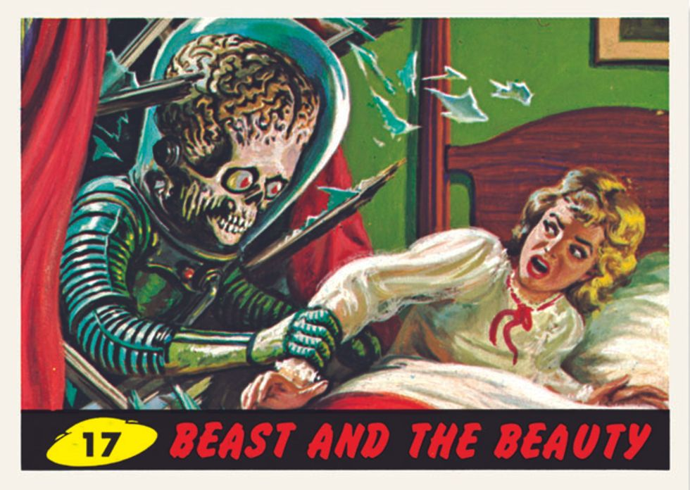 Mars Attacks Gets a 50th Anniversary Collection