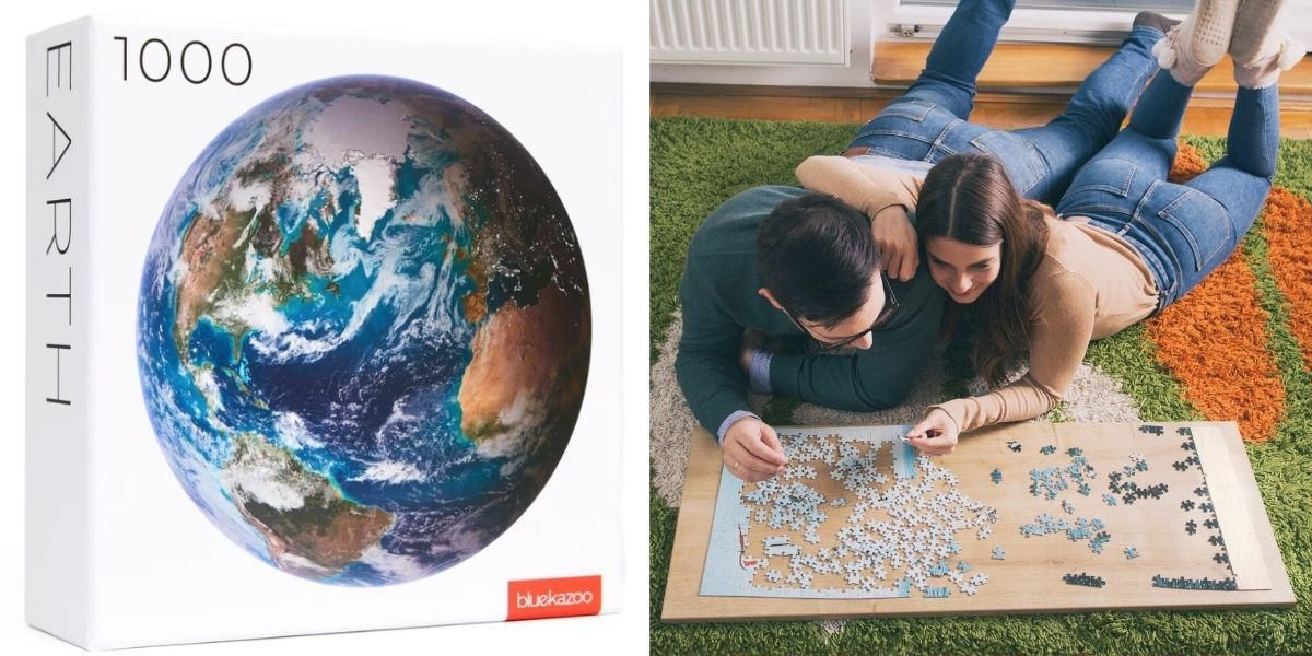 Company Create The Perfect Puzzle For Couple's To Do On Valentine's Day