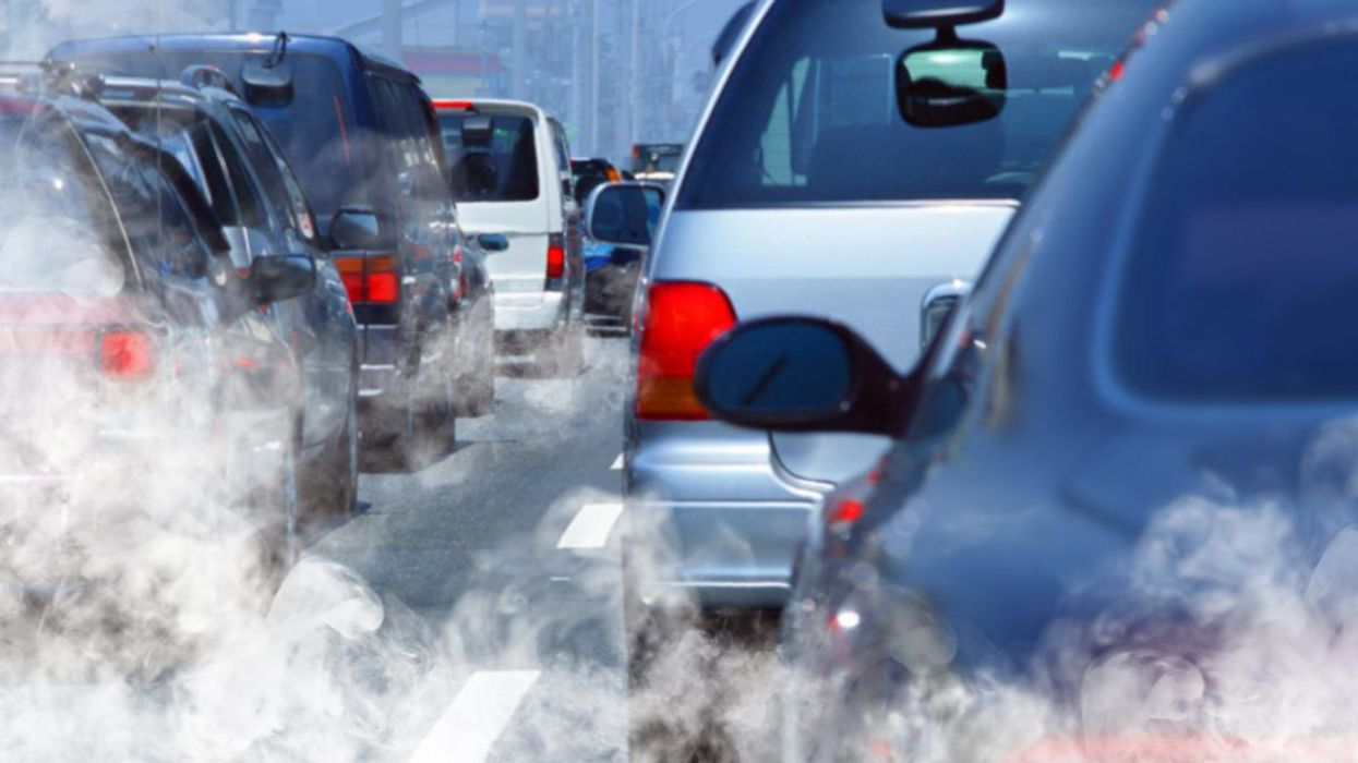 Air Pollution Is Linked to Permanent Vision Loss, Study Finds