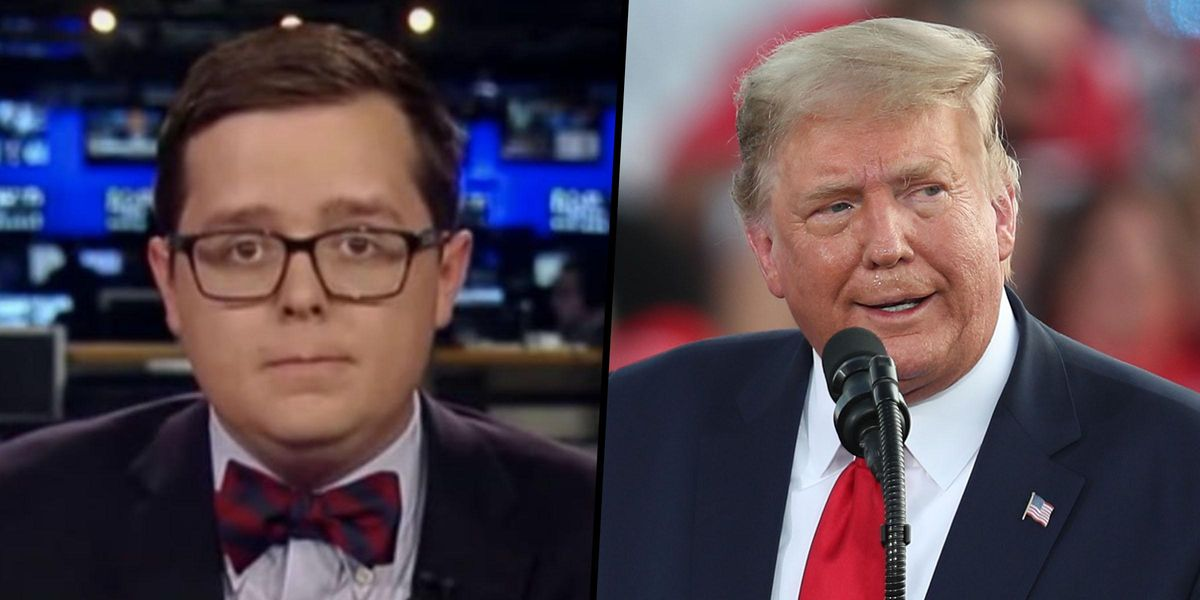 A Trump Advisor Who Promised to Eat His Shoe if Biden Won Is Refusing to Do It
