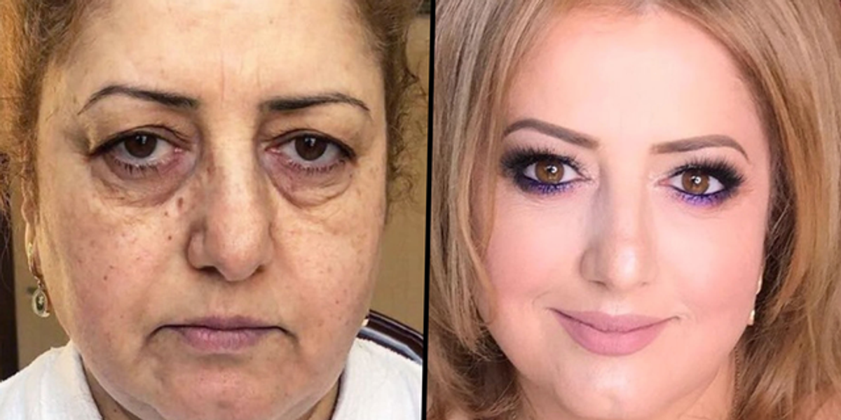 Makeup Artist Gives Women Their Dream Makeovers and the Transformations Are Incredible