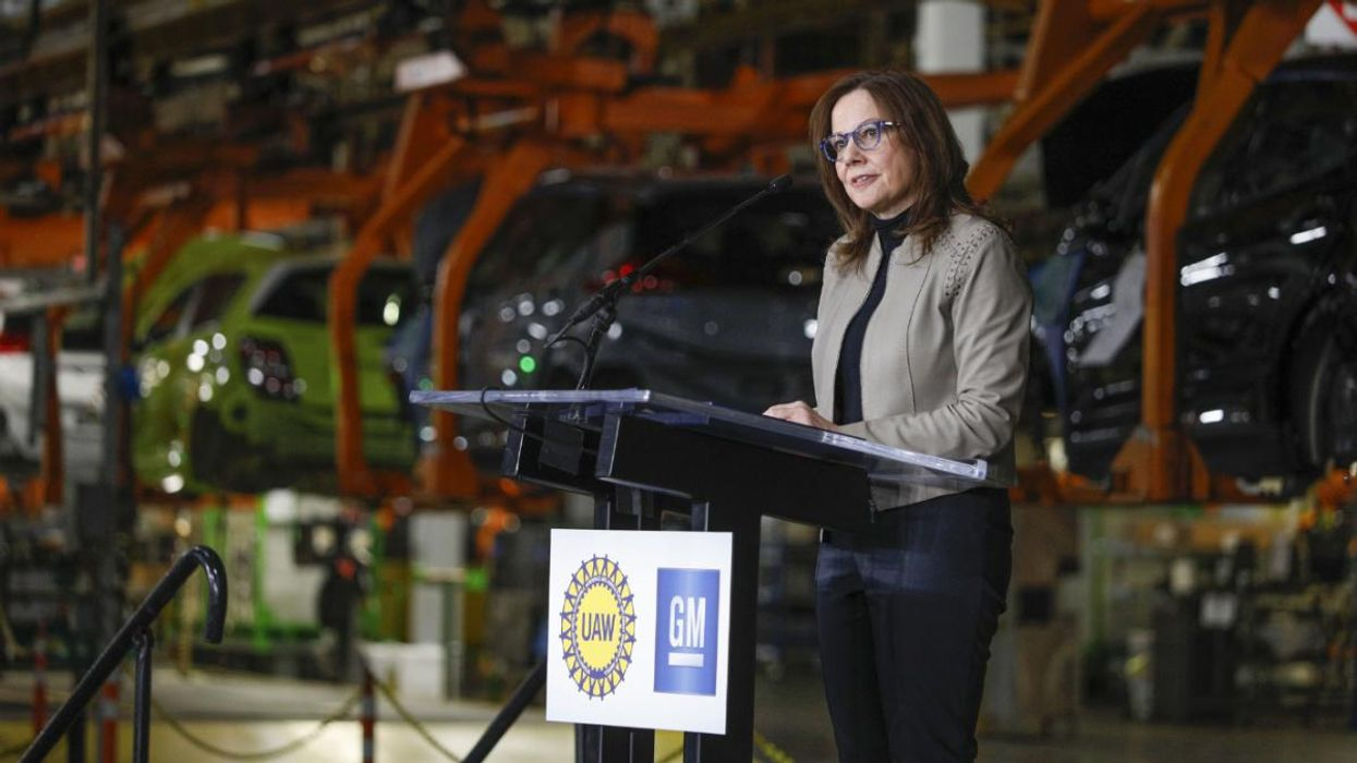GM Pledges to Eliminate Gas-Powered Vehicles by 2035