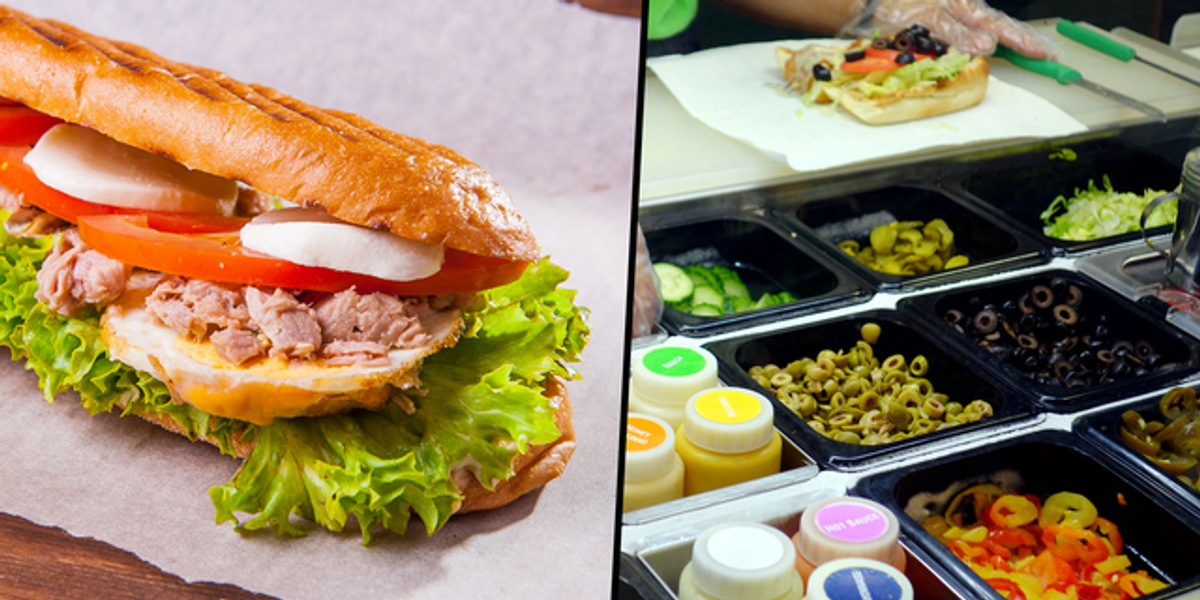 Subway's Tuna Doesn't Actually Contain Tuna, Lawsuit Claims