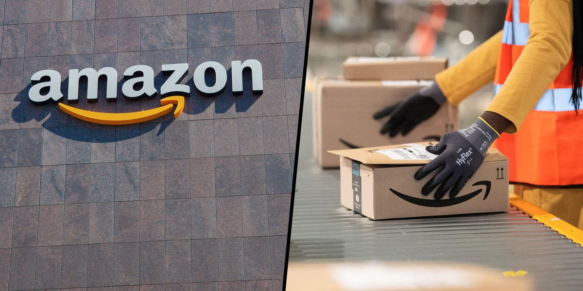 Amazon Urged by Customers to 'Rethink New Logo' for App as Design Is Heavily Mocked