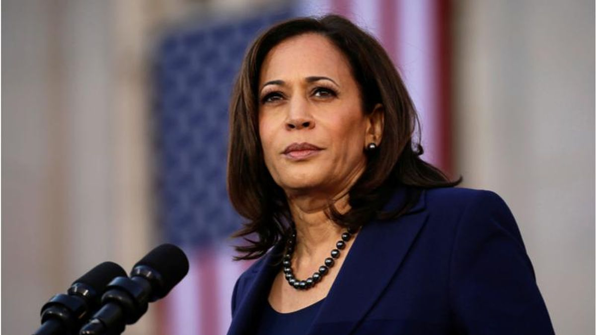 Kamala Harris reveals what the new administration discovered about Trump's COVID-19 response plan