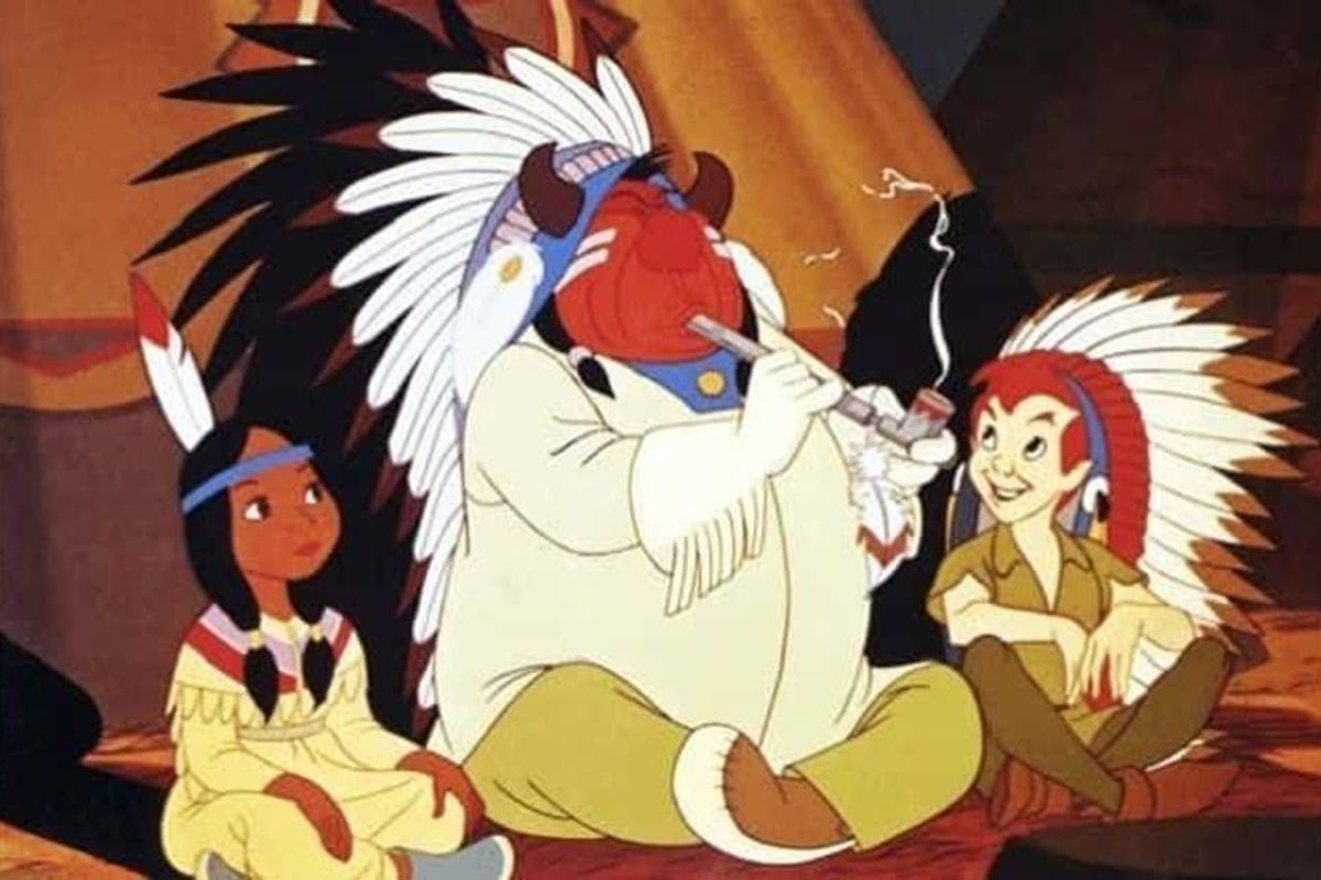 Disney quietly pulled films with racist stereotypes from Disney+ profiles of young children