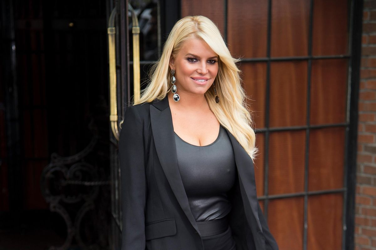 Jessica Simpson Had an Iconic Response to the Subway Tuna Lawsuit