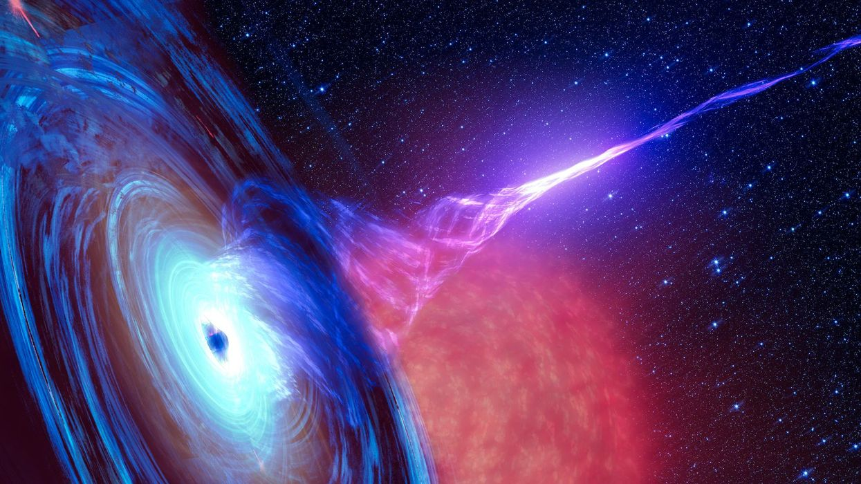 """Extreme black holes may have """"hair,"""" find scientists"""