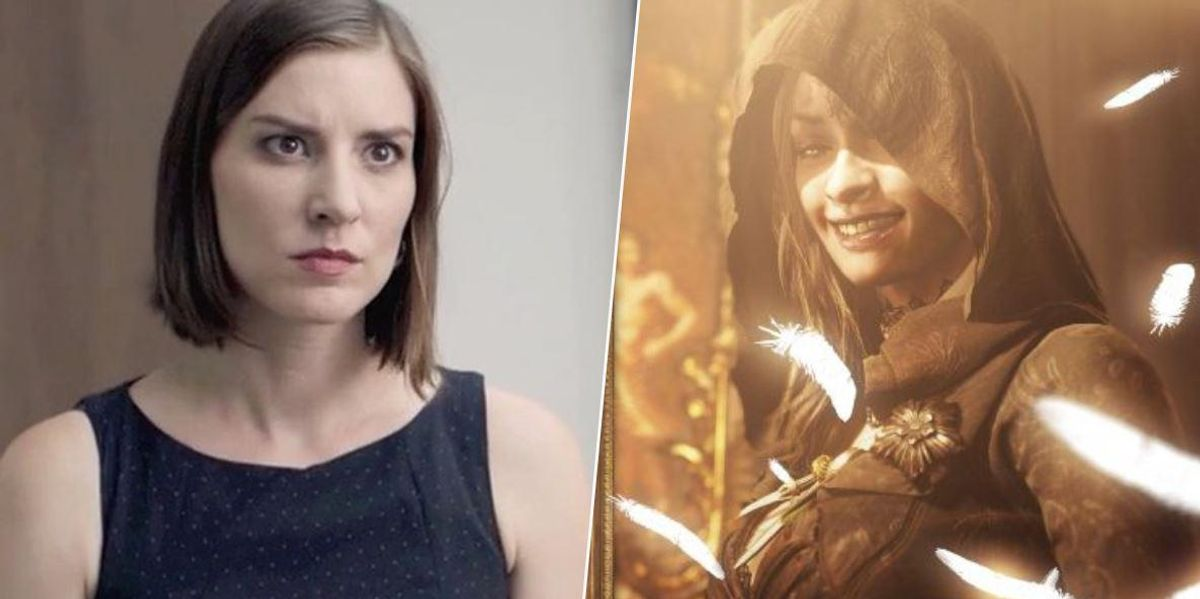 Resident Evil Village Actress Jeanette Maus Dead Aged 39