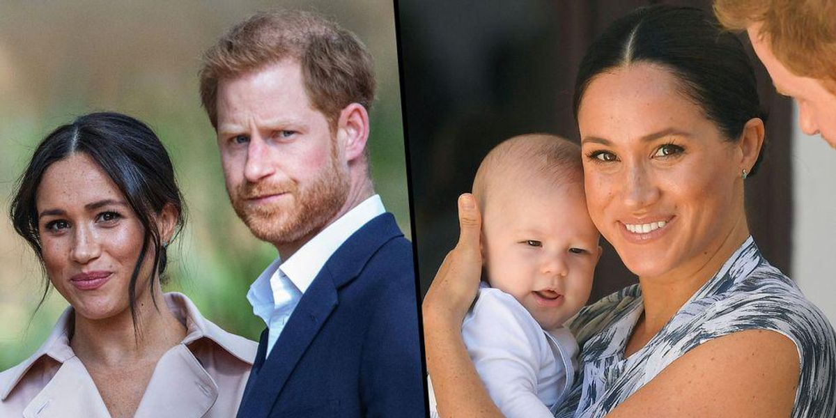 Meghan Markle Changes Name on Archie's Birth Certificate
