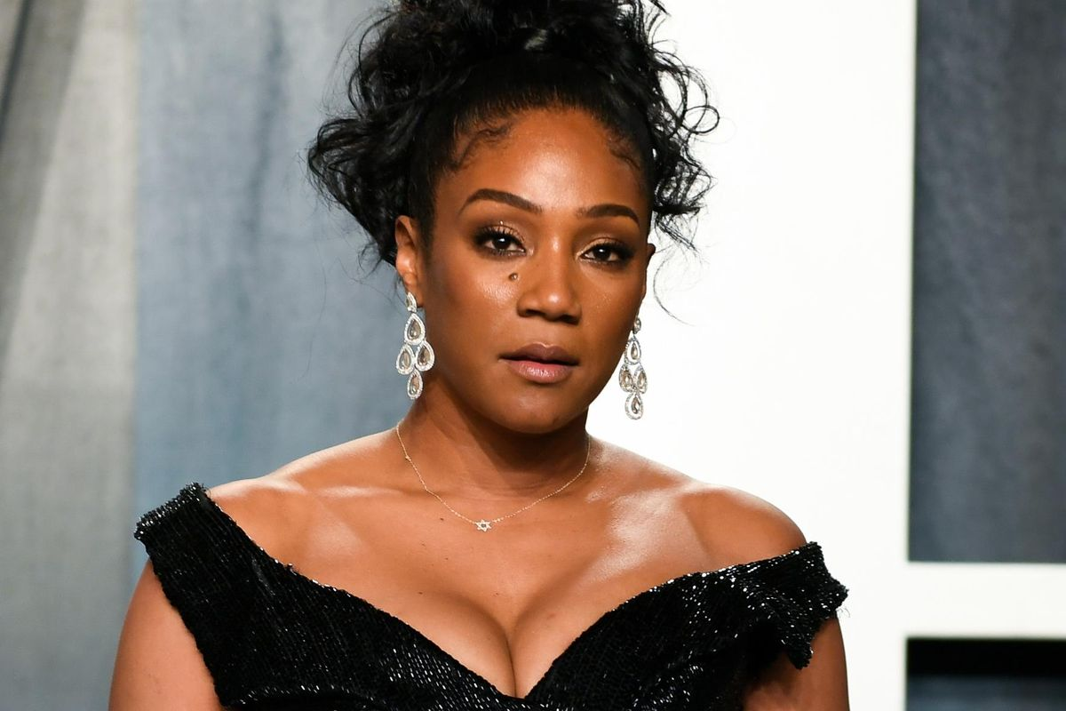 Tiffany Haddish and Common Do a Steamy Silhouette Challenge