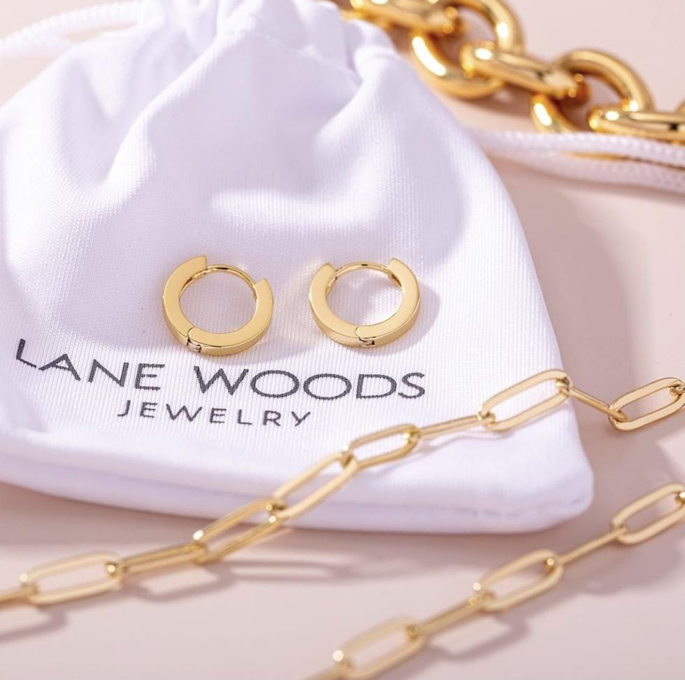 Take A Look At The Extravagant Lane Woods Jewelry Collection For Valentine's Gift Ideas
