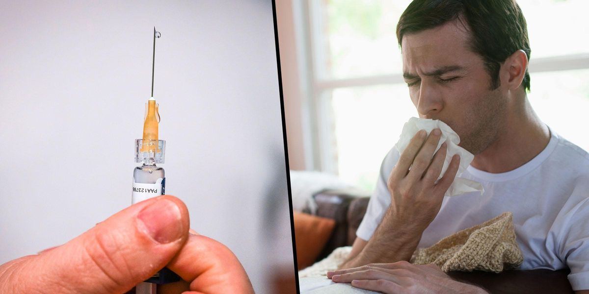 The Flu is Now 'Almost Wiped Out' and is At Its Lowest Levels in 130 Years