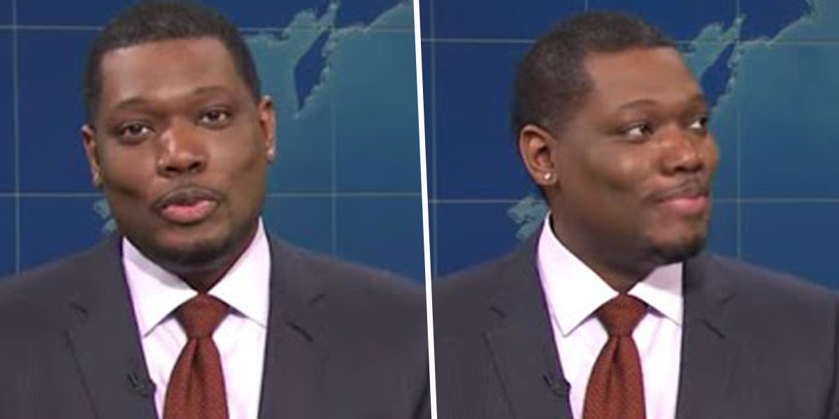'SNL' Is Facing Accusations of Transphobia for Michael Che's 'Weekend Update' Joke