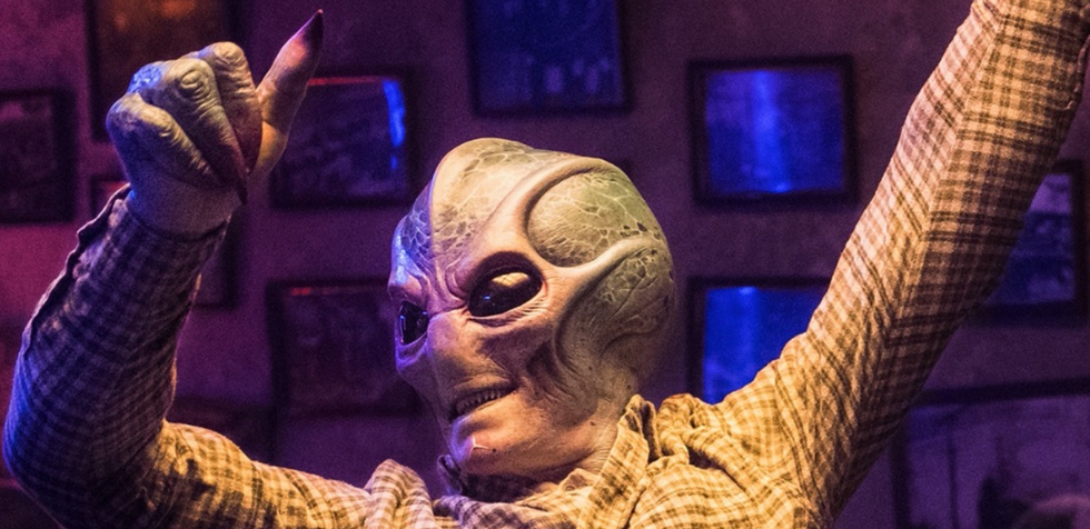 """""""Resident Alien"""" And The Televised History Of Comic Book Adaptations"""
