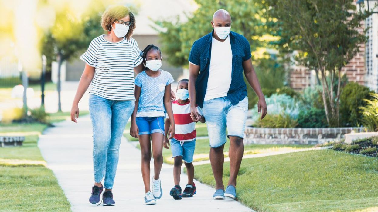 10 Parenting Strategies to Ease Pandemic Stress