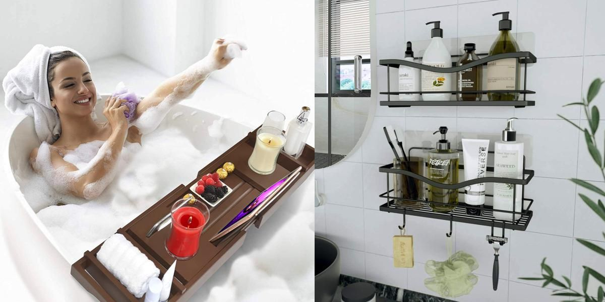 37 Cool Products For Anyone That Has a Boring Bathroom