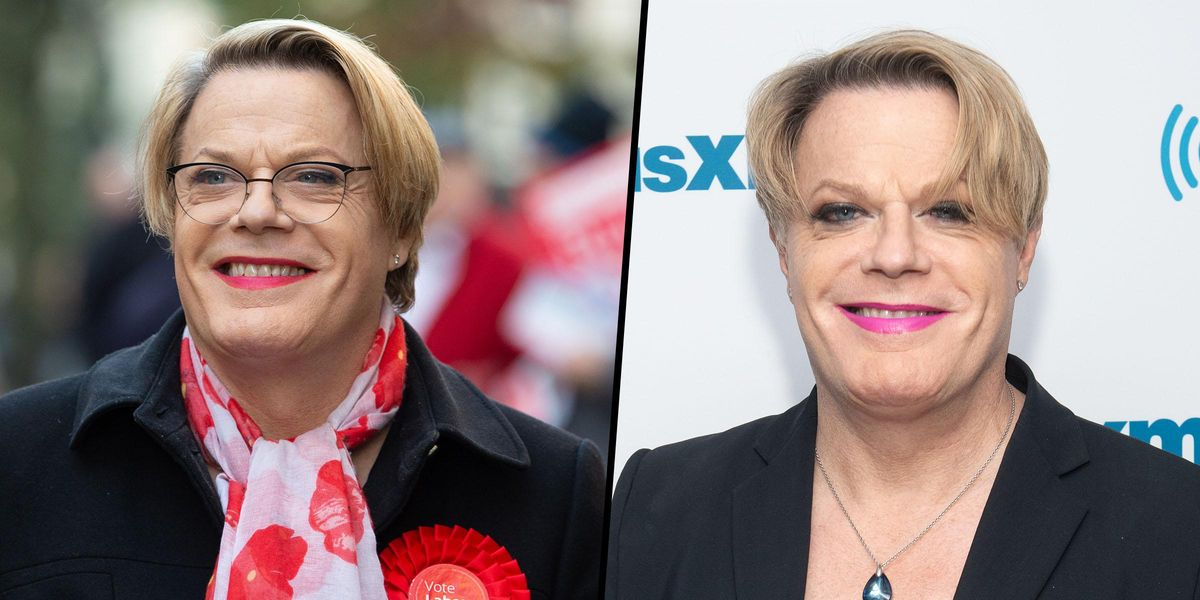Eddie Izzard Says She Thought About Being Female at the Age of 5