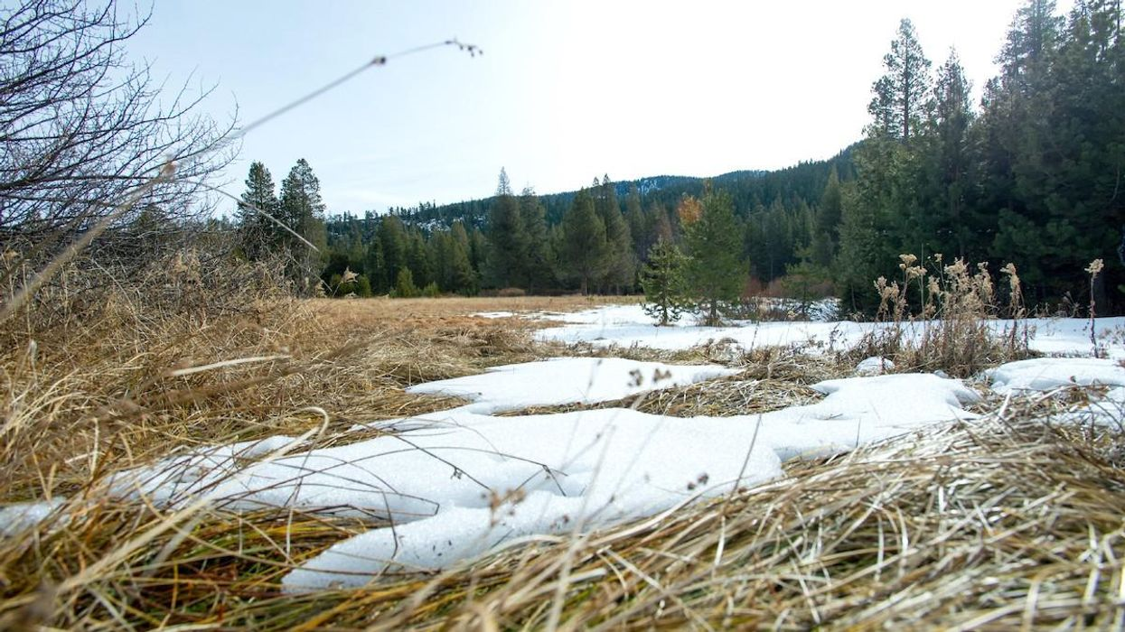 'Snow Droughts' Increasing in the Western U.S.
