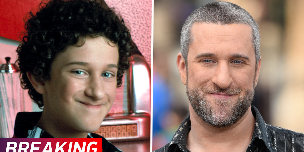 'Saved By The Bell' Star Dustin Diamond Dies Aged 44