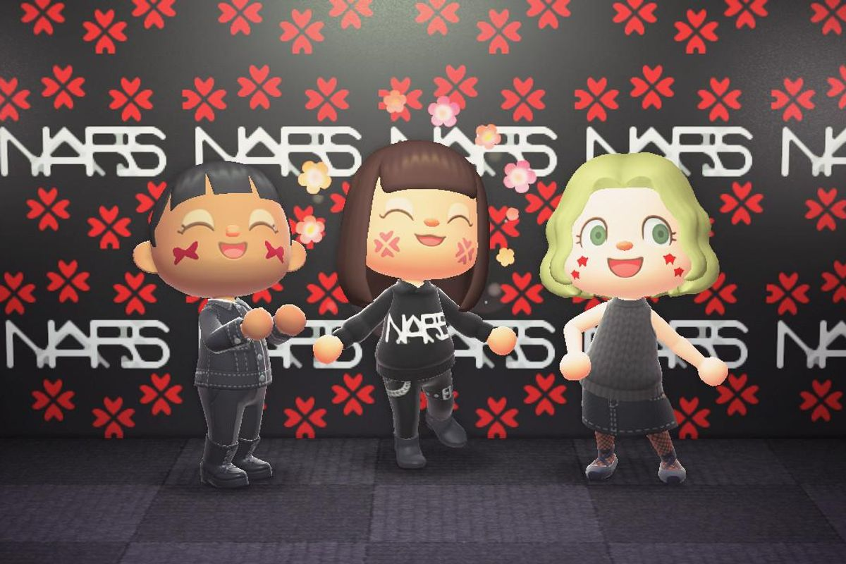 NARS Just Dropped Custom 'Animal Crossing' Designs