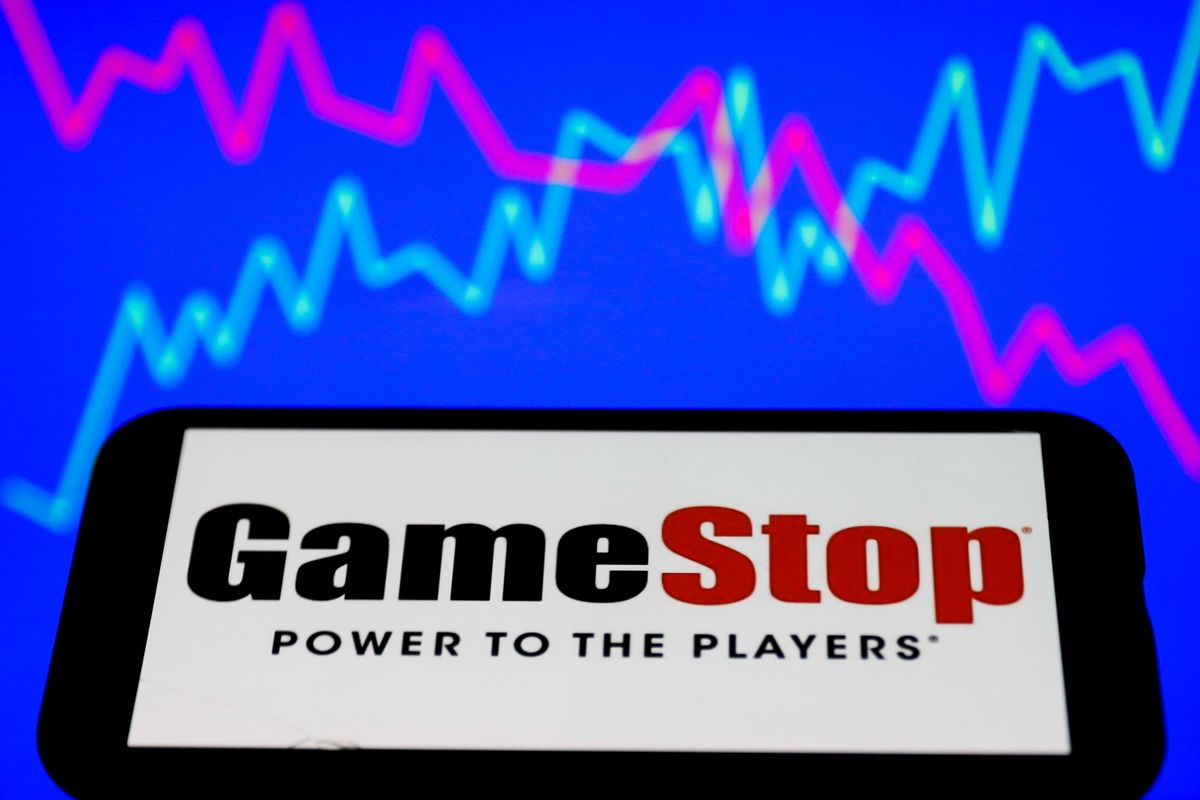 Hollywood Already Has Two Films About the GameStop Saga in the Works