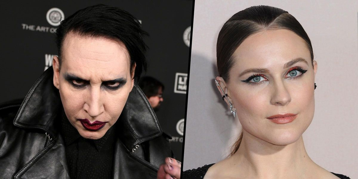 Marilyn Manson Responds to Evan Rachel Wood's Allegations of Abuse