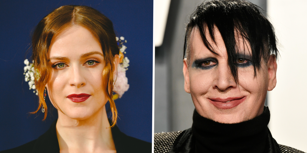 Marilyn Manson 'Dropped From Record Label' Following Abuse Allegations