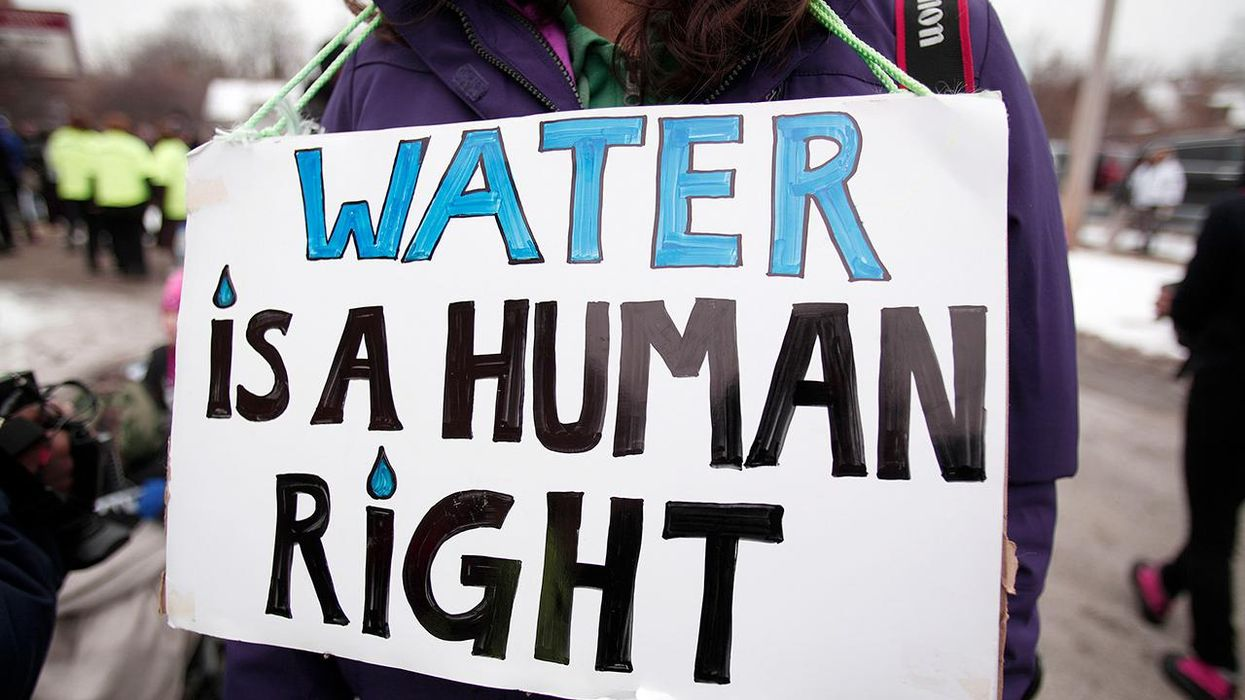 New Charges Over Flint's Water Crisis Offer Only a Trickle of Justice
