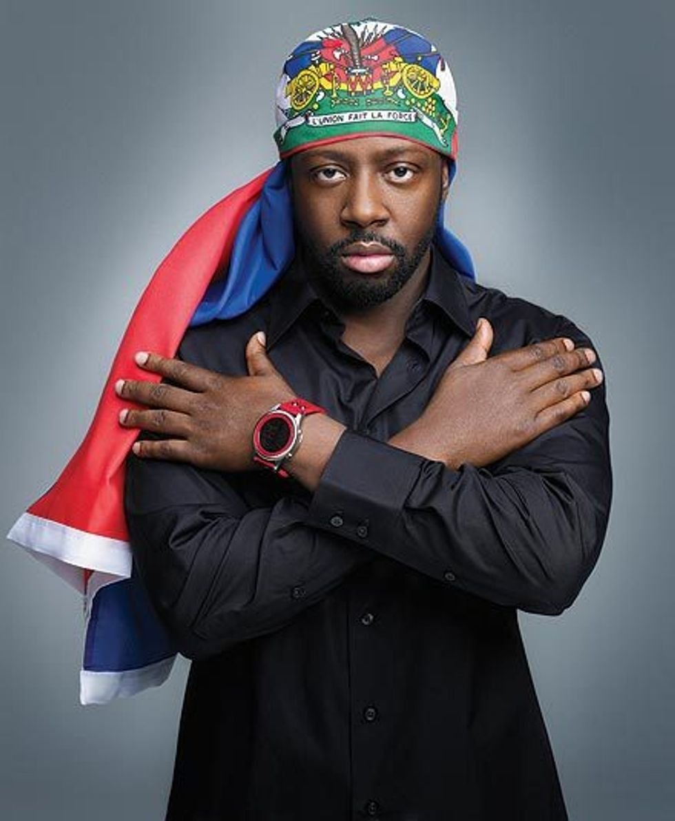 Can We Be Menu Consultants At Wyclef Jean's Restaurant?