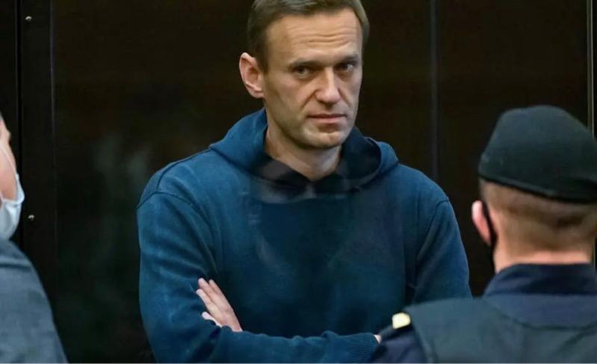 Russia rejects calls from Europe court to release Alexei Navalny