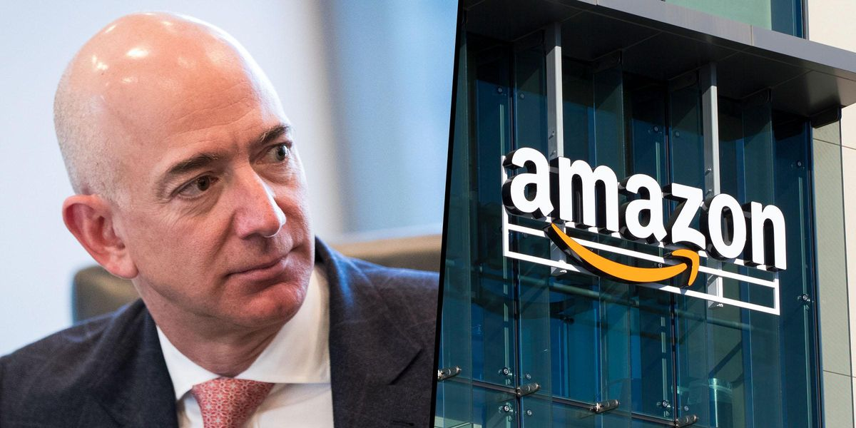 People on Twitter Think They Know Why Jeff Bezos Is Stepping Down as Amazon CEO