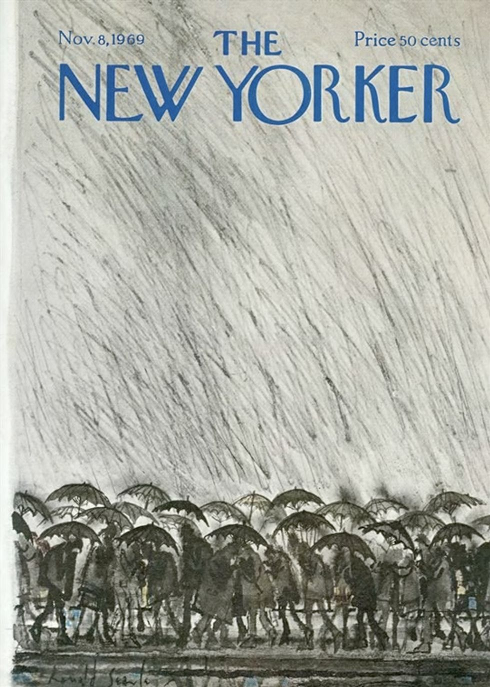 A Hurricane Sandy Service Announcement From Your Friends at Papermag