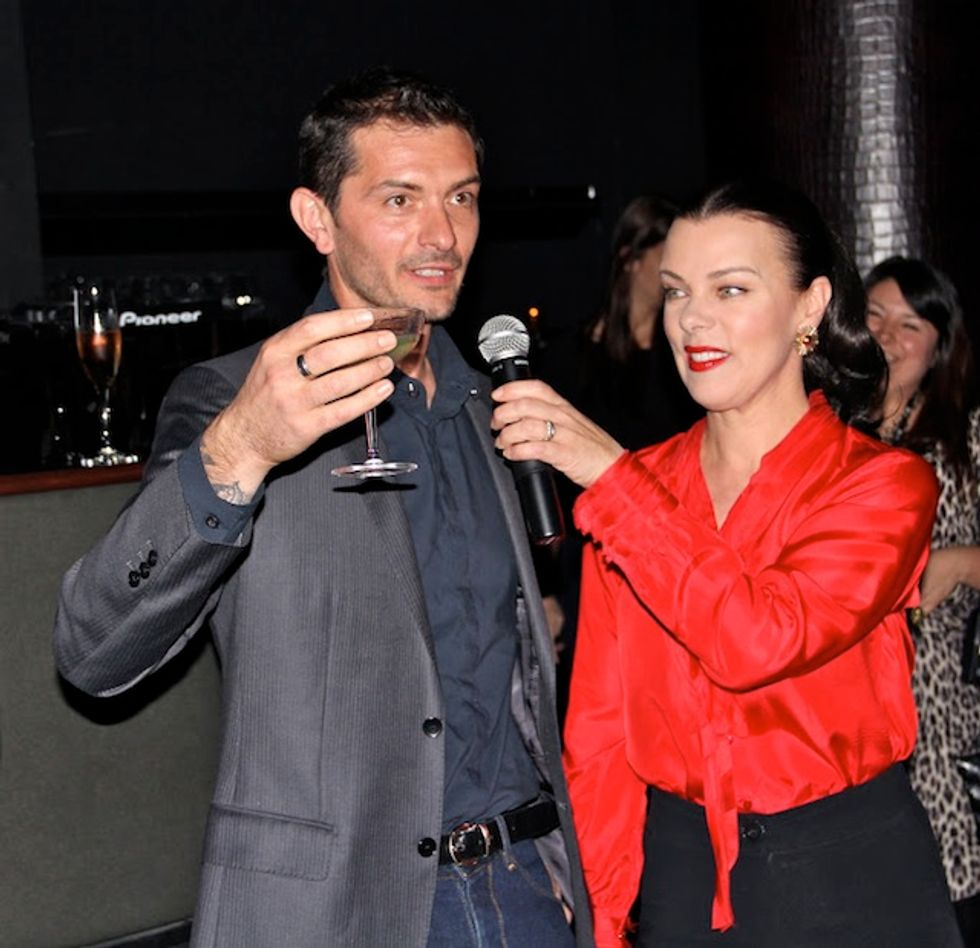 After 20 Years, Debi Mazar Is a City Girl Again