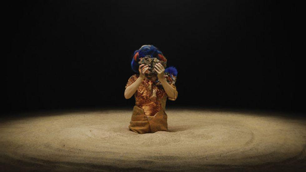 Björk's Vision Quest