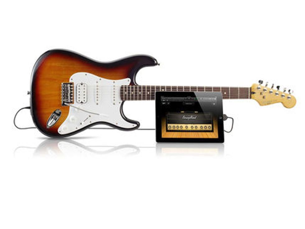 USB Guitars + More Sandy Benefits = Eight Items Or Less