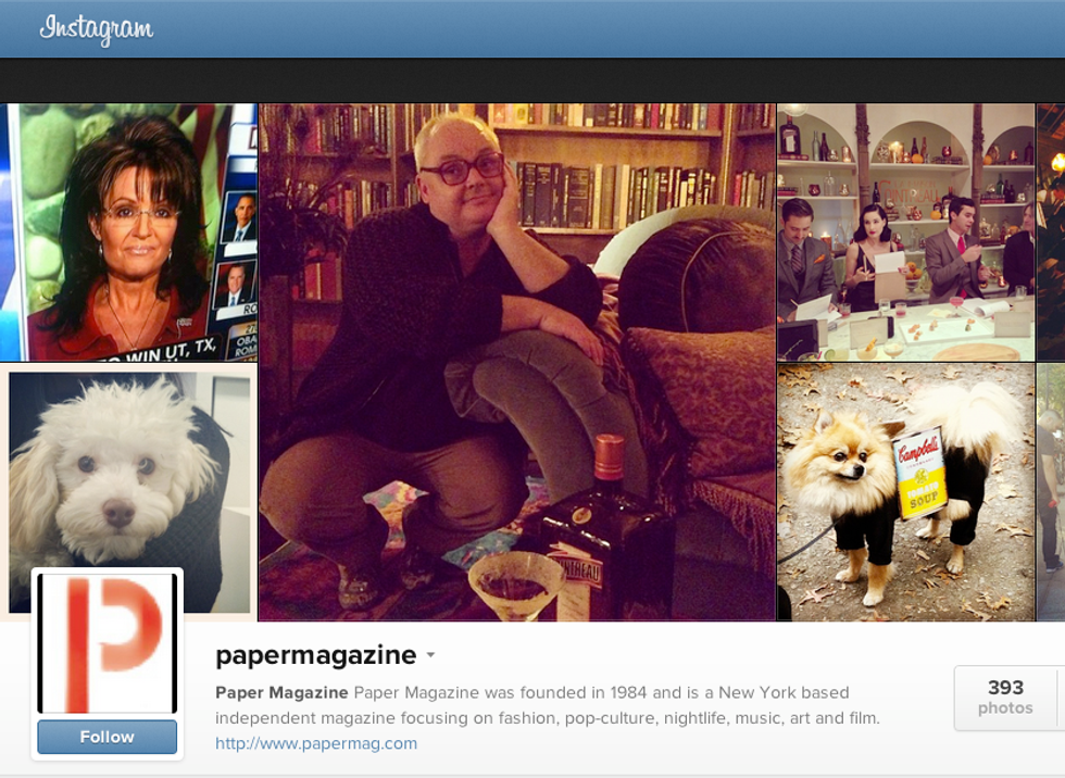 Hey, Check Out Our New Instagram Page