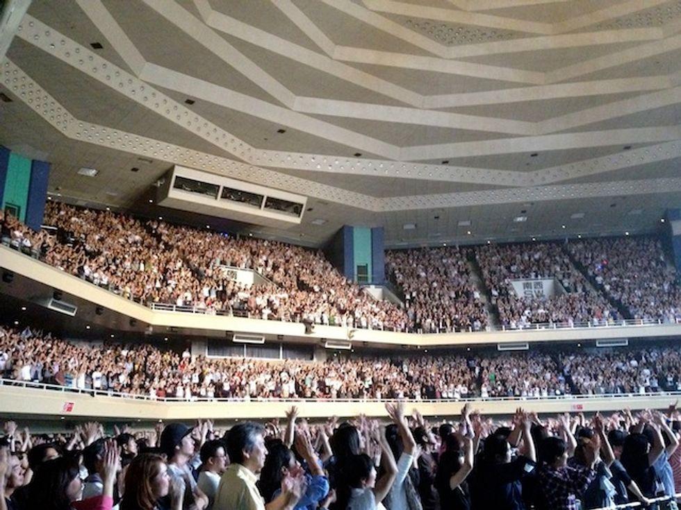 You Should Check Out ... ESP's Japan Tour Photo Diary