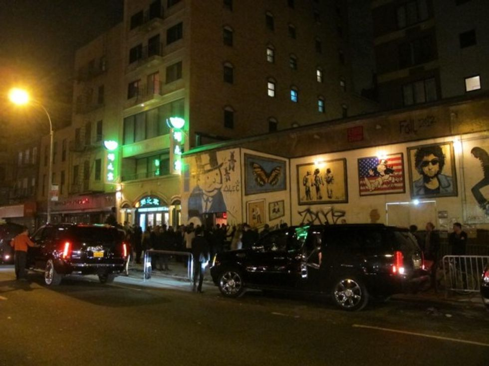 New Club Bow Opens on the Bowery