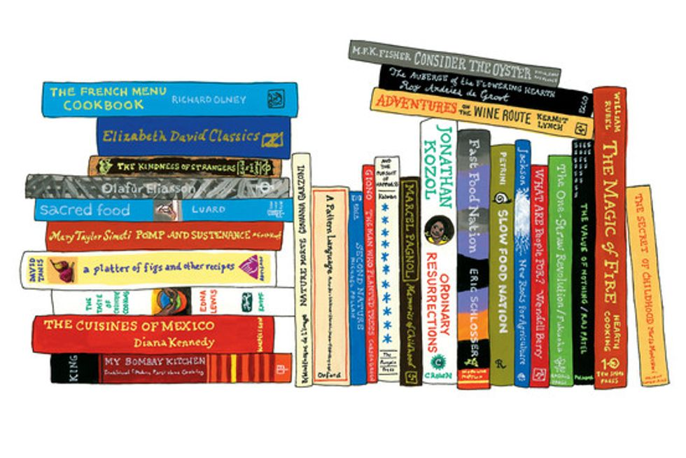 Jane Mount and Thessaly La Force's My Ideal Bookshelf Is Out Today