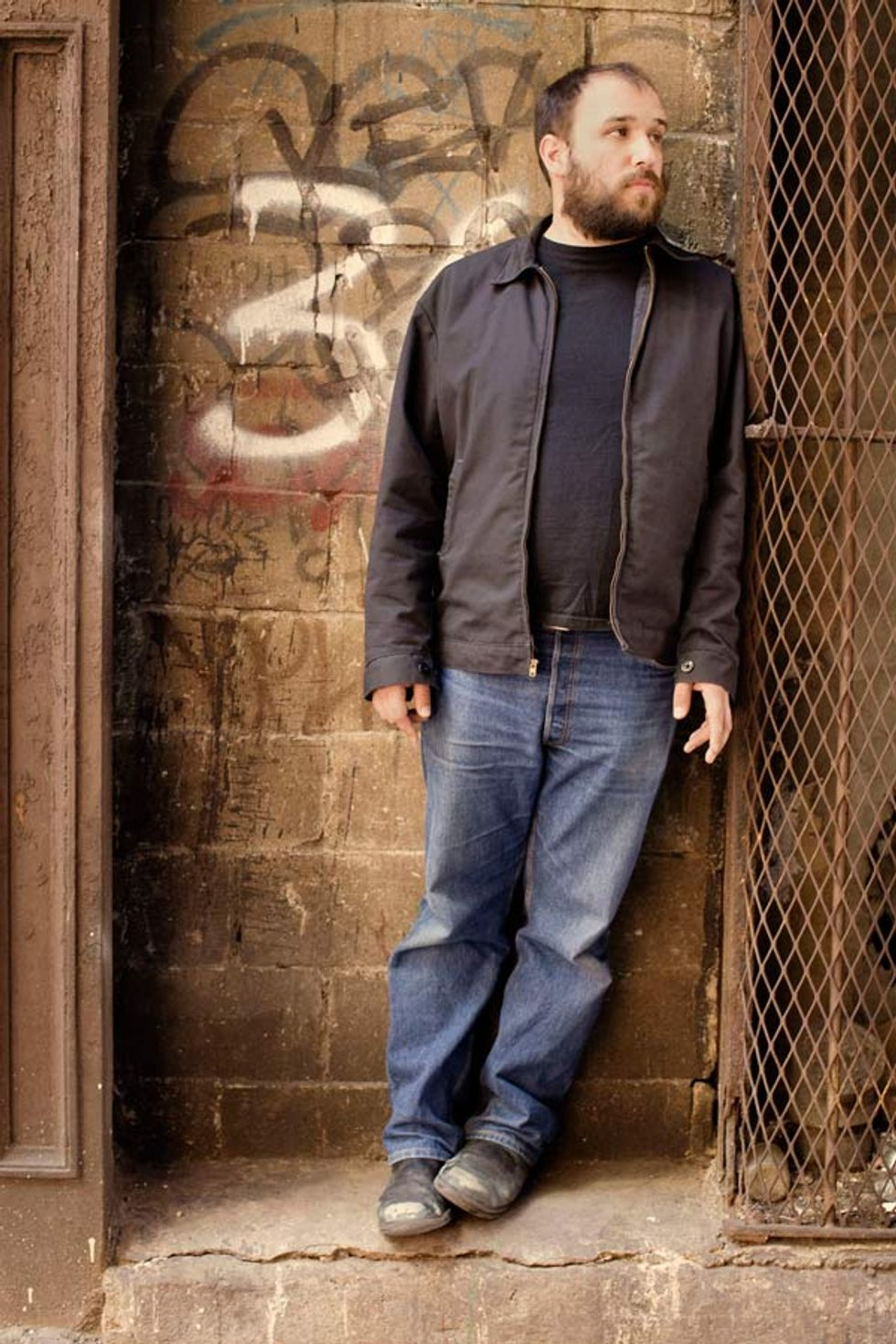 David Bazan of Pedro the Lion on the 10th anniversary of his band's landmark LP, Control