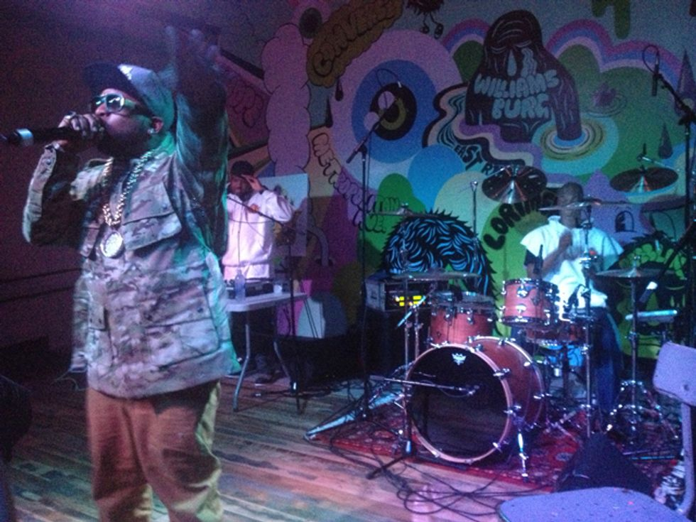 First Impressions: Big Boi Previews Vicious Lies and Dangerous Rumors